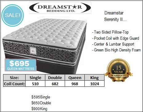 Sleep Masters Canada Top Quality Mattress Unbeatable