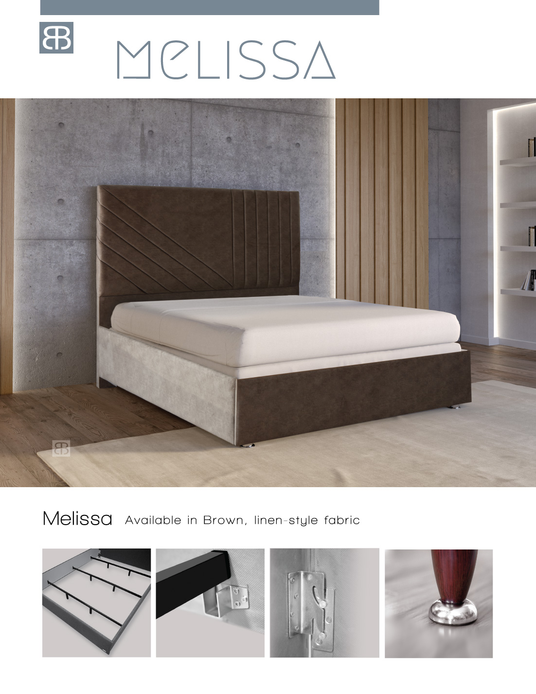 Melissa Bed