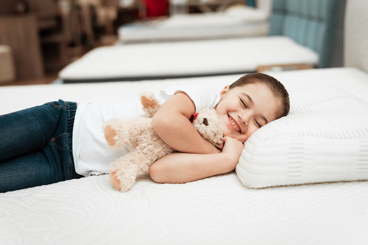Memory Foam Mattress for Kids: Is it Good?