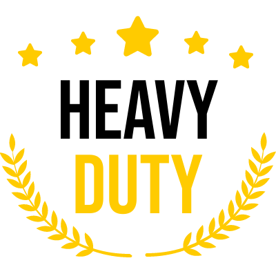 Heavy Duty Badge