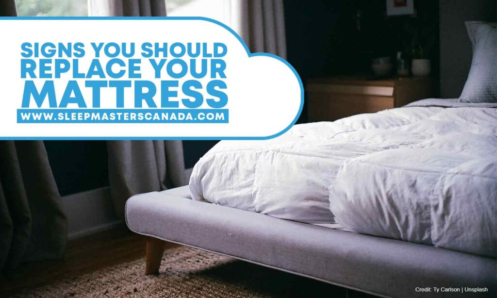 Signs You Should Replace Your Mattress